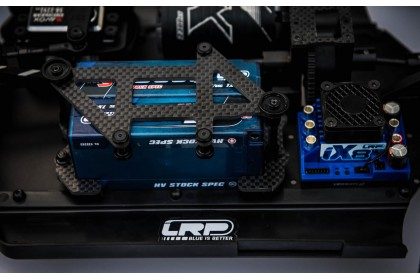 JQ THE ECAR BLACK EDITION EP 1/8 SCALE BUGGY PRO KIT WITH FULL HOP-UP